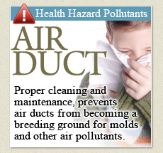 HVAC systems and air duct cleaning